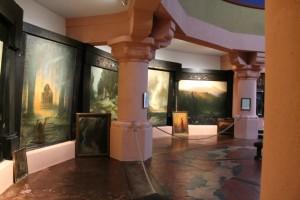 Gemäldeaustellung in der Nibelungenhalle